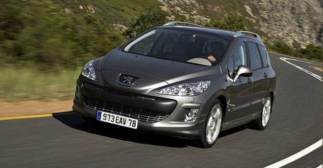 2010 Peugeot 308 SW 2.0 HDi  第1張相片