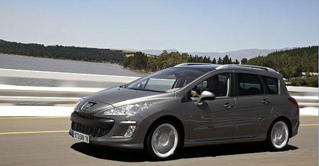 2010 Peugeot 308 SW 2.0 HDi  第3張相片