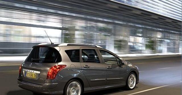 2010 Peugeot 308 SW 2.0 HDi  第4張相片
