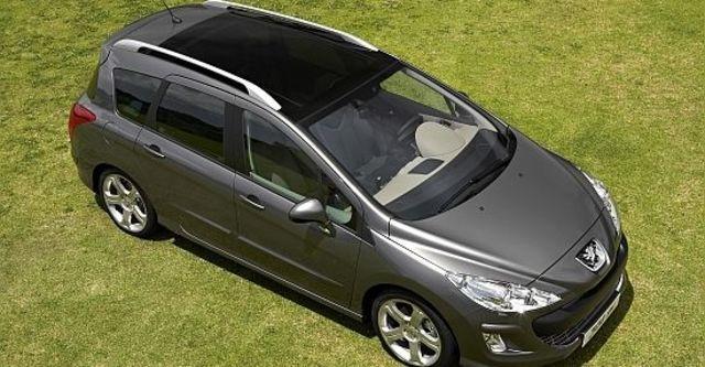 2010 Peugeot 308 SW 2.0 HDi  第5張相片