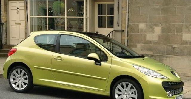 2009 Peugeot 207 1.6 3D全景天窗版  第1張相片