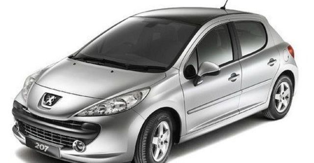 2009 Peugeot 207 1.6 5D全景天窗版  第1張相片