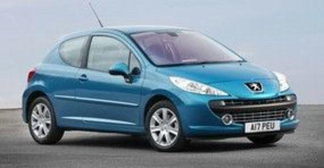 2009 Peugeot 207 1.6 5D全景天窗版  第3張相片