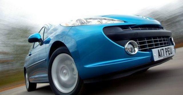 2009 Peugeot 207 1.6 5D全景天窗版  第5張相片