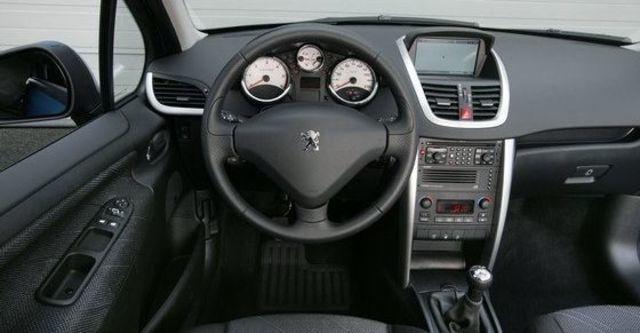 2009 Peugeot 207 1.6 5D全景天窗版  第6張相片