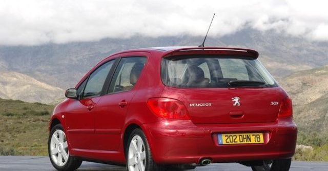 2009 Peugeot 307 2.0 HDi  第7張相片