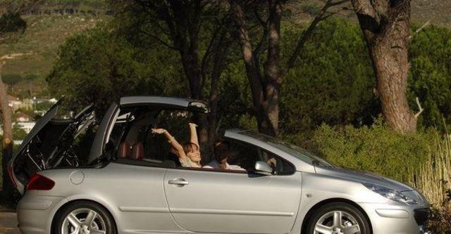 2009 Peugeot 307 CC 2  第6張相片
