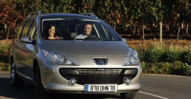 2009 Peugeot 307 SW 2.0 HDi  第4張相片