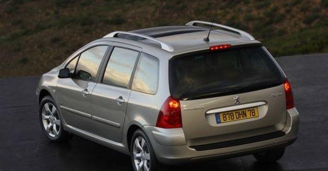 2009 Peugeot 307 SW 2.0 HDi  第5張相片