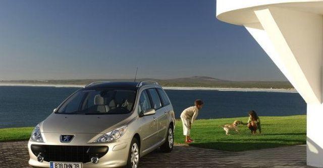 2009 Peugeot 307 SW 2.0 HDi  第6張相片