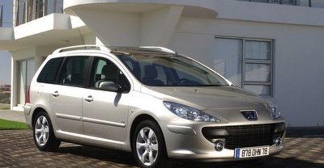 2009 Peugeot 307 SW 2.0 HDi  第7張相片