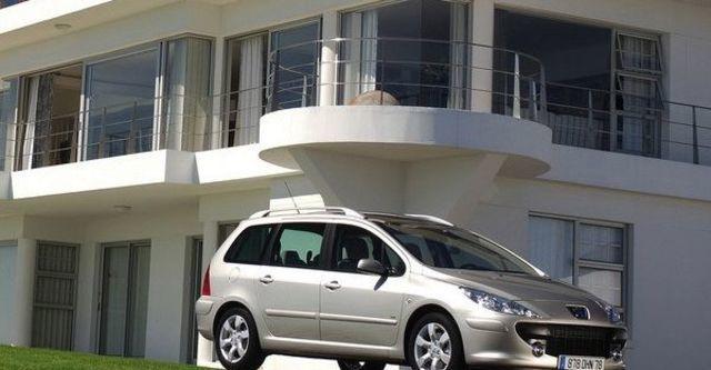 2009 Peugeot 307 SW 2.0 HDi  第9張相片