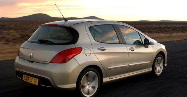 2009 Peugeot 308 1.6 HDi  第4張相片