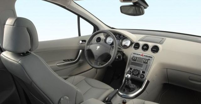 2009 Peugeot 308 1.6 HDi  第6張相片