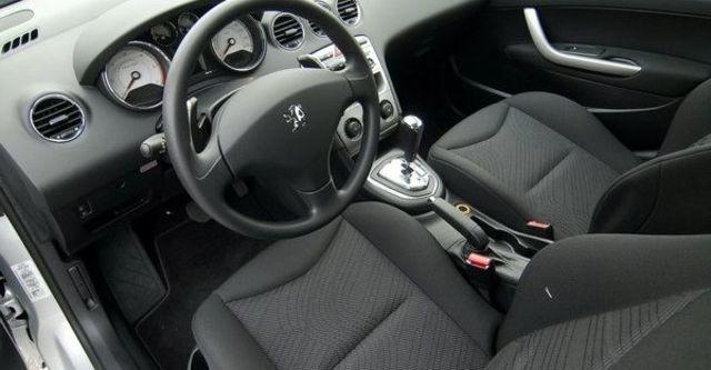 2009 Peugeot 308 1.6 HDi  第12張相片