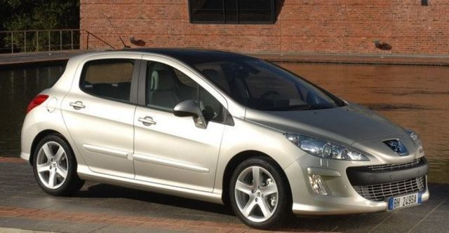 2009 Peugeot 308 1.6 HDi Leather Pack  第2張相片