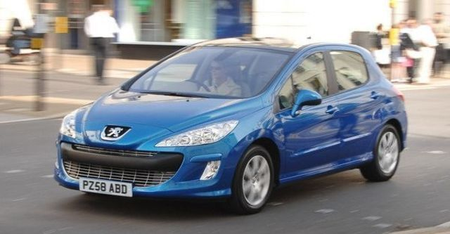 2009 Peugeot 308 1.6 HDi Leather Pack  第3張相片