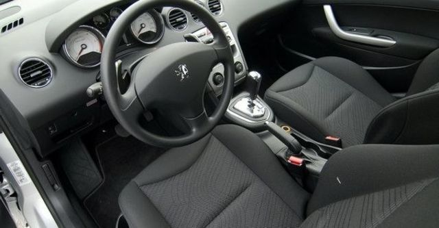 2009 Peugeot 308 1.6 HDi Leather Pack  第12張相片
