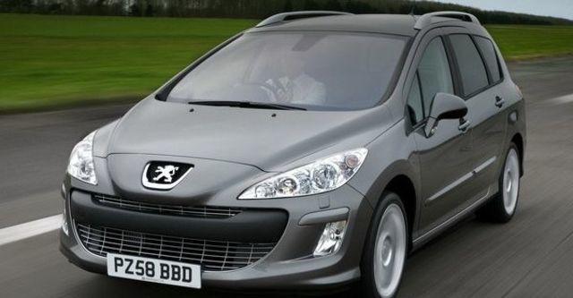 2009 Peugeot 308 SW 2.0 HDi Premium Pack  第2張相片