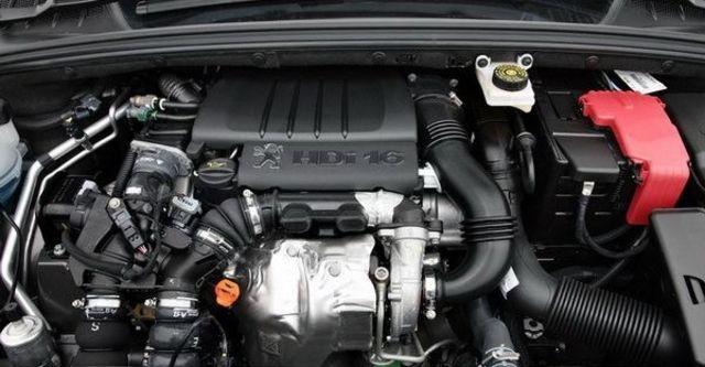 2009 Peugeot 308 SW 2.0 HDi Premium Pack  第3張相片