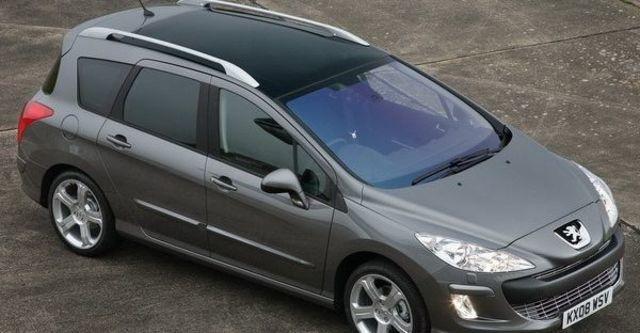 2009 Peugeot 308 SW 2.0 HDi Premium Pack  第8張相片