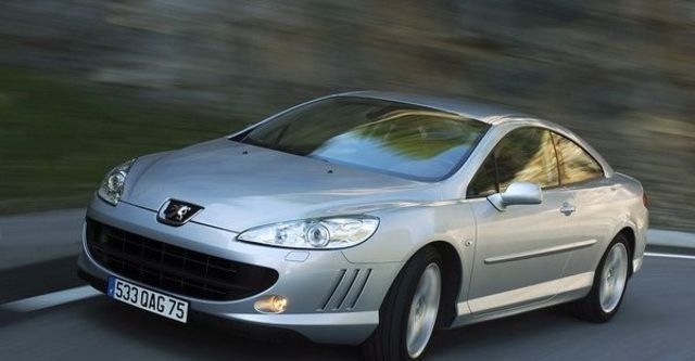 2009 Peugeot 407 Coupe 2.7 V6 HDi  第2張相片