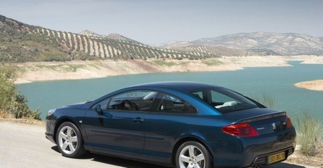 2009 Peugeot 407 Coupe 2.7 V6 HDi  第6張相片