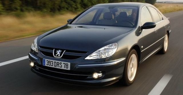 2009 Peugeot 607 2.7 V6 HDi  第3張相片
