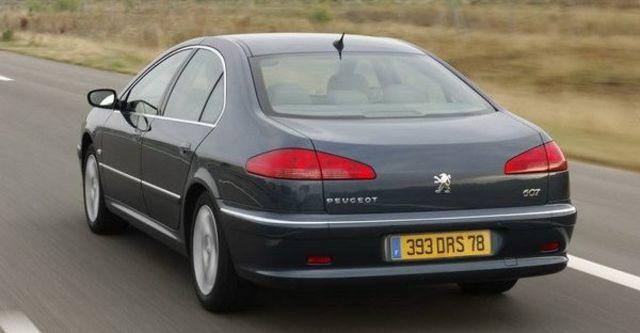 2009 Peugeot 607 2.7 V6 HDi  第4張相片