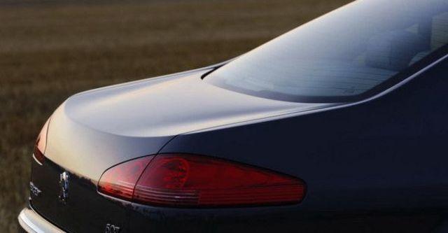 2009 Peugeot 607 2.7 V6 HDi  第5張相片