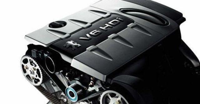 2009 Peugeot 607 2.7 V6 HDi  第6張相片