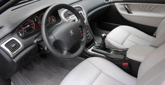 2009 Peugeot 607 2.7 V6 HDi  第7張相片