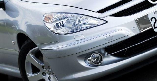 2009 Peugeot 607 2.7 V6 HDi  第13張相片