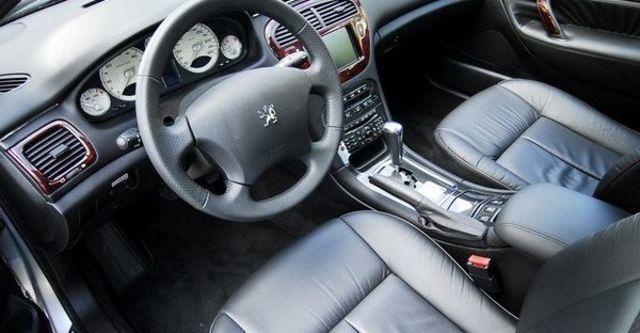 2009 Peugeot 607 2.7 V6 HDi  第16張相片
