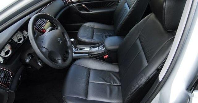 2009 Peugeot 607 2.7 V6 HDi  第17張相片