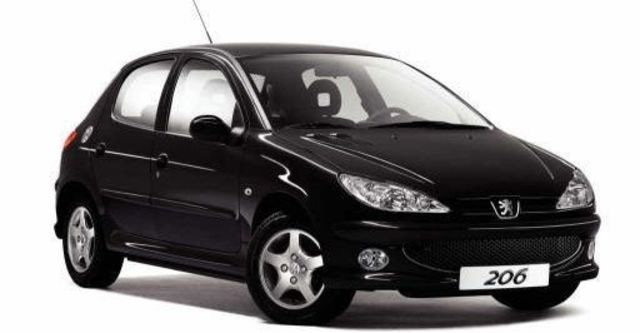 2008 Peugeot 206 1.6  第5張相片