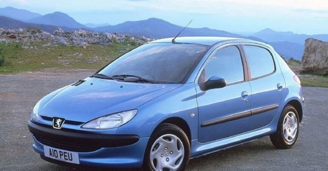2008 Peugeot 206 1.6  第9張相片
