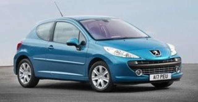 2008 Peugeot 207 1.6 HDi  第3張相片