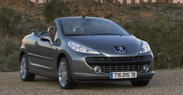 2008 Peugeot 207 CC 1.6  第1張相片