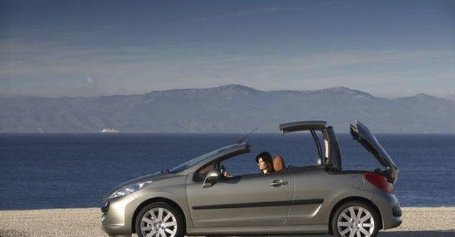 2008 Peugeot 207 CC 1.6  第6張相片
