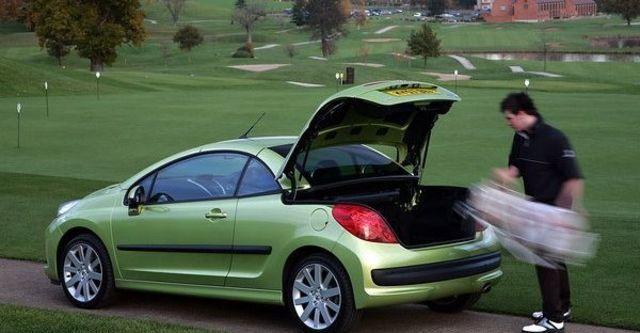 2008 Peugeot 207 CC 1.6  第11張相片
