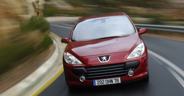 2008 Peugeot 307 2.0 HDi  第6張相片