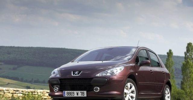 2008 Peugeot 307 2.0 HDi  第8張相片