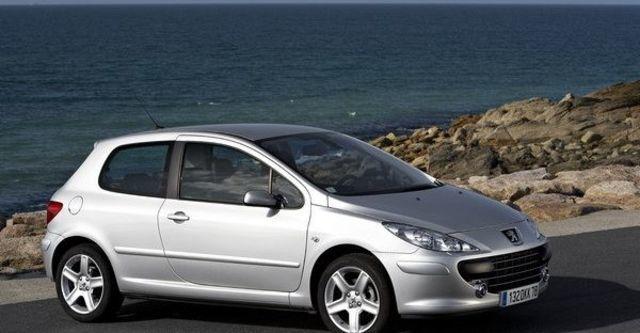 2008 Peugeot 307 2.0 HDi  第9張相片