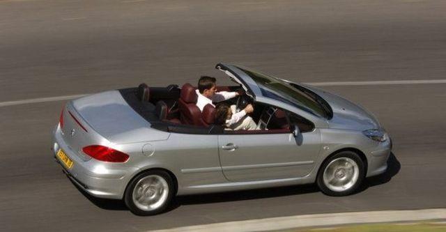2008 Peugeot 307 CC 2  第1張相片