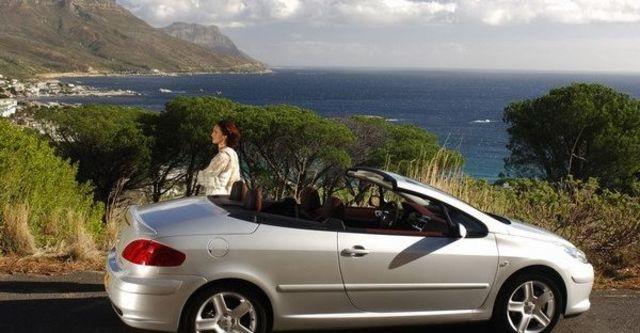 2008 Peugeot 307 CC 2  第5張相片