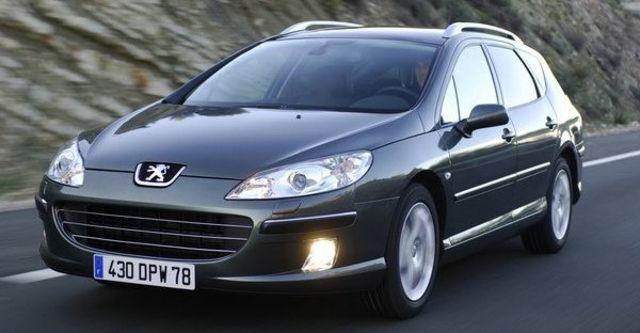 2008 Peugeot 407 SW 2.0 HDi  第2張相片
