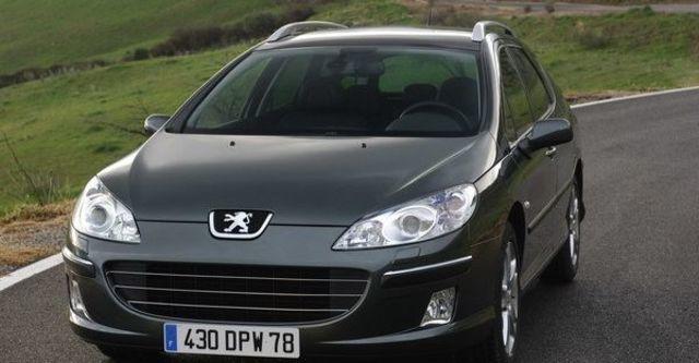 2008 Peugeot 407 SW 2.0 HDi  第6張相片