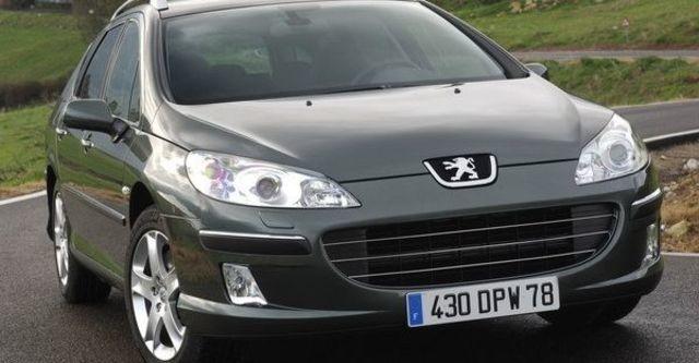 2008 Peugeot 407 SW 2.0 HDi  第7張相片
