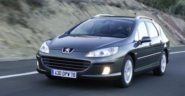 2008 Peugeot 407 SW 2.0 HDi  第10張相片